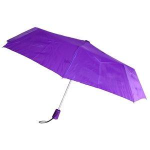 """Totes Purple Umbrella Large Auto Open Mini 42"""""""